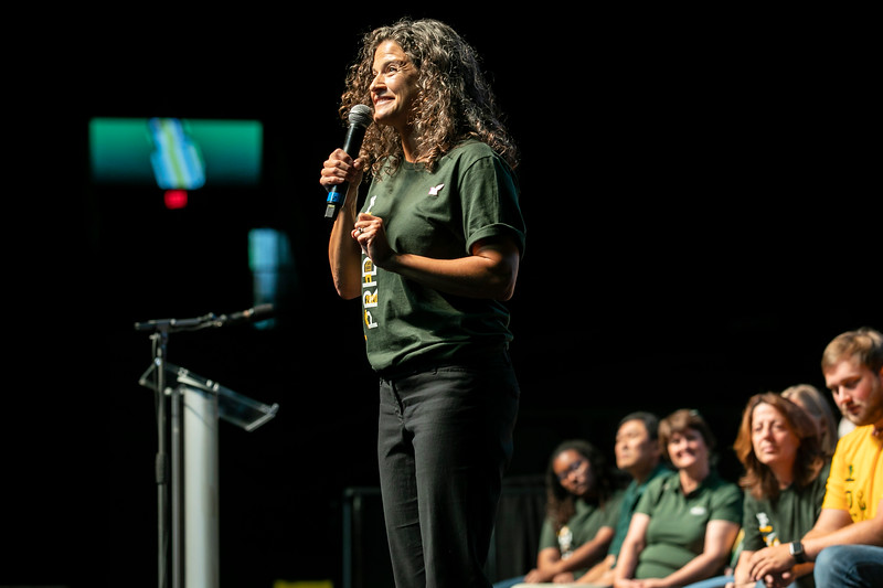 New Student Convocation 2019