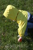 Toddler Boy on Easter Egg Hunt, Kirkmont Presbyterian Church, Beavercreek, OH