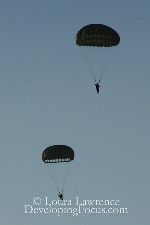 """""""Airborne"""", Tattoo 2009, Wright Patterson Air Force Base, Dayton, OH"""