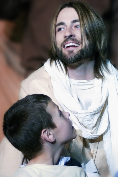 Jesus Loves The Children