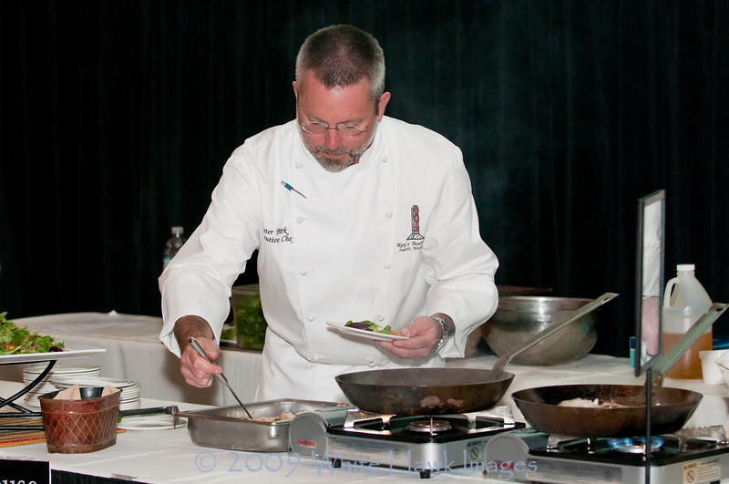 2009 March of Dimes  Signature Chef's Auction, at Seattle Sheraton