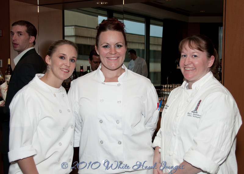 2010 Signature Chefs Auction, to benefit the March of Dimes, at Sheraton Seattle