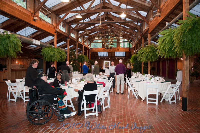 """EADS annual fundraising dinner """"Weave Your Dreams With EADS"""" at the Kiana Lodge"""