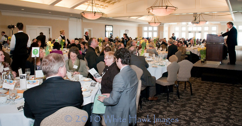 Elder and Adult Day Services (EADS) Fundraiser Luncheon, at Newcastle Golf Club