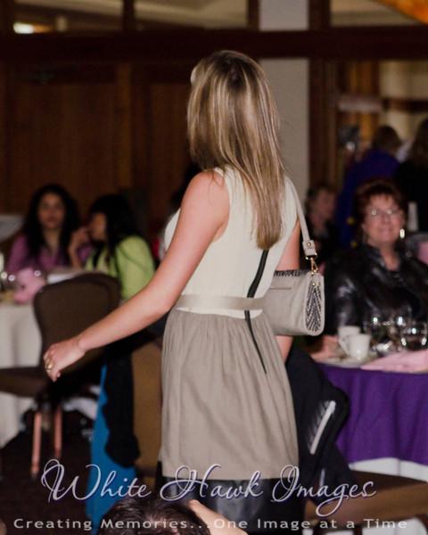 Mt. Si Senior Center Fashion Show, at Snoqualmie Golf Club