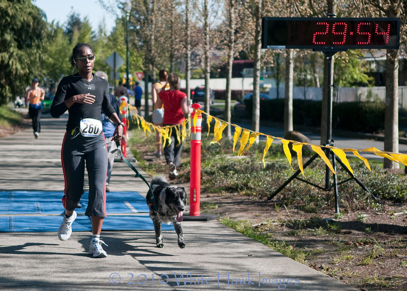 Run Like A Girl 5K Fun Run, Tacoma WA