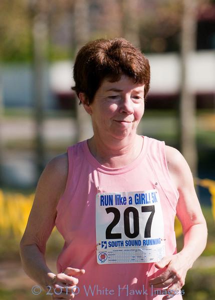 Run Like A Girl 5K Fun Run, Tacoma WA