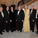 B_4160 -Tom Hills,Alan Frese, Connie Greenspan, NES President Anne Hall Elser, Scott Glascock, Doran Mullen,Arnold Neis
