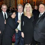 _DSC7702-Matt Wanning, Kathy Huang, Eben Bronfman, Margo Catsimatidis, John Catsimatidis