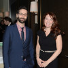 8367--Charles Antin and Katie Banser of Christie's