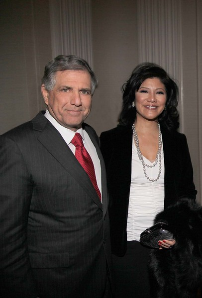 IMG_3384 CBS Chief Les Moonves, wife Jule Chen