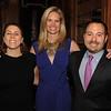 Kimberly Jovanovic, Michele Gradin, Dr. Kevin Jovanovic