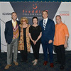 AWA_432 Freddie Gershon, Myrna Gershon, Suzanne Gautier, Drew Cohen, Stephen Flaherty