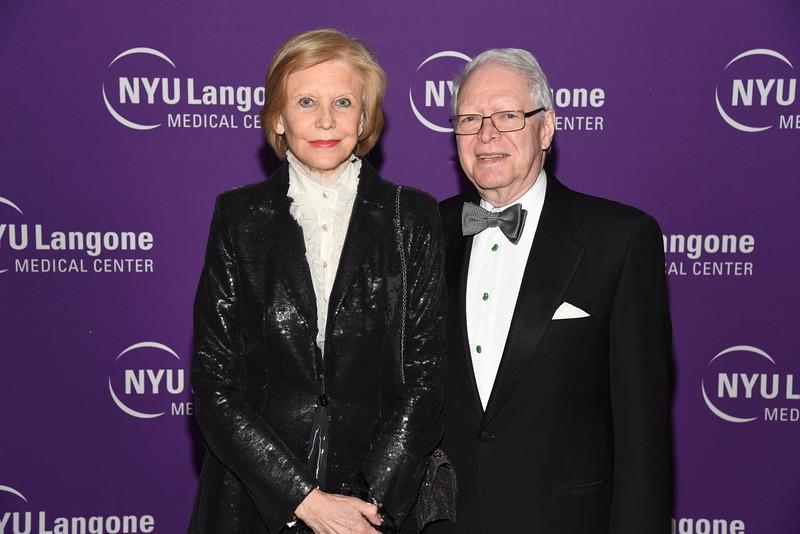 NYU Langone Medical Center Violet Ball 2016