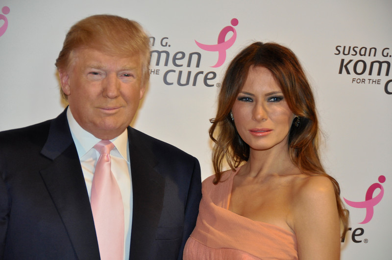 _DSC2425-Donald Trump, Melania Trump