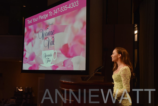 July 27, 2017 - The 15th Annual Women of Valor Awards Tea to
