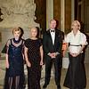 ASC_8821 Jacqueline Weld Drake, Julia Salvi, Prince Dimitri of Yugoslavia, Elizabeth Peabody