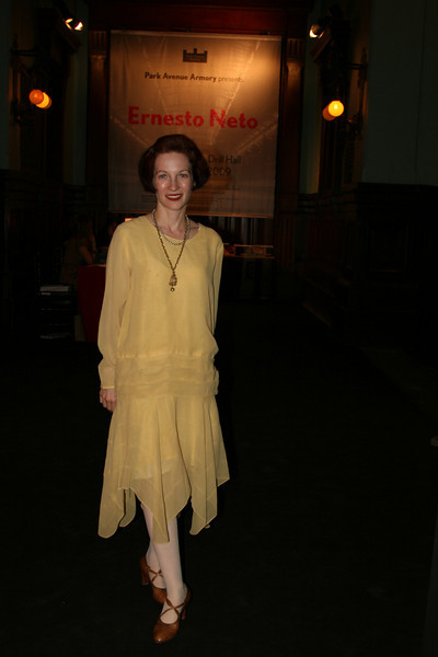 Heidi Rosenau, the Frick's communication officer