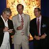 84-Walter Robinson (Artnet Magazine)_ Bill Fine (Pres of  Artnet)_John Griscoll (Babcock Galleries)
