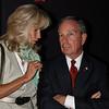 Brenda Siemer-Scheider, Mayor Michael Bloomberg