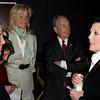 Joey Grey, Lee Gross (partially hidden), Brenda Siemer Scheider, Mayor Bloomberg, Ann Reinking