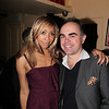 Celebrity Blogger Tia Walker and Flute Owner Herve Rousseau attend Fete De Forty --Celebrating the 40th Birthday of Tia Walker