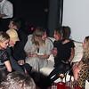 Ashley Olsen,Allegra Versace, Mary Kate Olsen