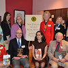 DSC_86-Wendy Wolf, Nathaniel Philbrick, Daphne Kalotay, Perer Miller and NES Board
