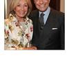 Adrienne Vittadini, renowned American fashion designer & Gianluigi Vittadini