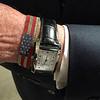 _Bracelet worn by Geoffrey Bradfield