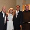 AWA_0923 Emily O Breda, Jennifer Breda, Jeffrey Breda, Father Francis Gasparik