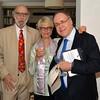 anniewatt_13686-Sam Shem AKA Stephen Bergman, Janet Surrey, Dr Marc Siegel