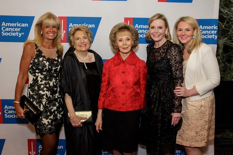 anniewatt_11469-Sherri Abruzzese, Diana Feldman, Lily Safra, Terre Blair Hamlisch, Monica Kennedy