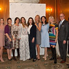 IMG_9000 Frank Sommerfield, Tania Higgins, Elizabeth Mayhew, Connie Newberry, Drew Barrymore, Dr  Mary Pulido, Valesca Guerrand-Hermes, Dr  Penny Grant, Maarit Glocer, David Stack, Holly Kell