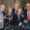 DSC_4136 Bill Bernhard, Ann Nitze, Leonard Lauder, Emily Frick, Bill Nitze