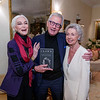 _APL1584 Carmen Dell'Orefice, Robert Lacey, Lady Jane Rayne Lacey
