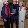 _APL1575 Carmen Dell'Orefice, Robert Lacey, Lady Jane Rayne Lacey