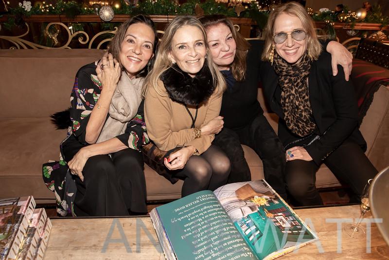 DSC_2208 Fatima Otero, Susanna Monicella, Sylvia Martins, Peggy Guinness