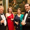 7D1A0522 Alun Evans, Hilary Reid Evans, Lady Stewart, Lord Reginald Stewart
