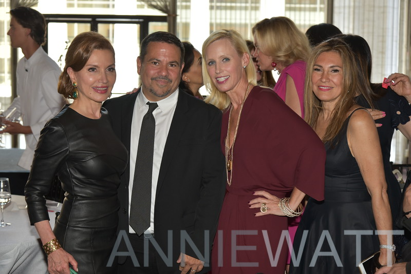 A_5914 Jean Shafiroff, Narciso Rodriguez, Angela Dotson, Maria Fishel