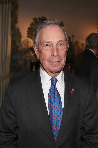0_Mayor Michael Bloomberg