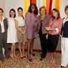IMG_1105--Rebecca Blumenstein, Bonnie Marcus, Meredith Levine, ____, Celeste Gudas, Cynthia Good, Kathleen King