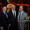 Robert Grossman, Bob Benmosche, Larry Fink