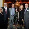 Denise and Bob Benmosche, Laurence and Lori Fink, Elaine and Ken Langone