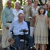 A07-Ran and Christine Blank, Itzhak and Toby Perlman, Jim and Clark