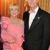 _DSC2192-Gov  Rick Scott and his wife, Ann, pose for a picture before the Perfect Pink Party gala at Mar-A-Lago on Saturday, Jan  14, 2012