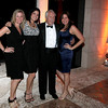 Lucien Capehart and staff photographed at the Policeman's Ball on January  7, 2012