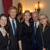 _DSC05- NES President Caroline A  Caroline Camougis, Honoree Leslie Keno, Hilda Neis, Arnold Neis, Anna Bulkot