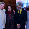 DDPL9162-Elliot Goldenthal, Mira Nair, Fred Wilson, Michael Findlay