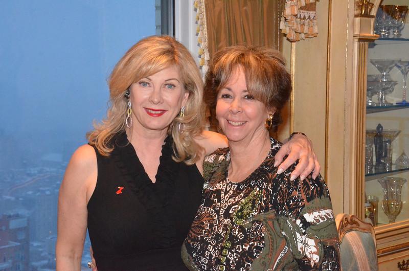 DSC_511-Paola Bacchini-Rosenshein, Susan Bender-Scheer